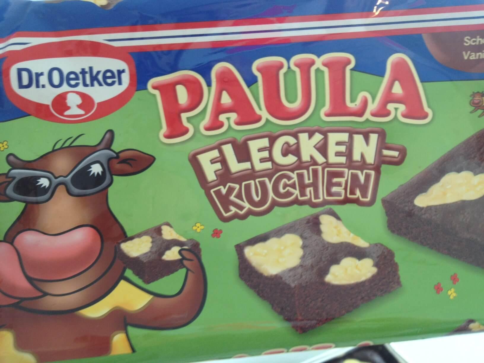 Paula Fleckenkuchen Im Test Testerschwester