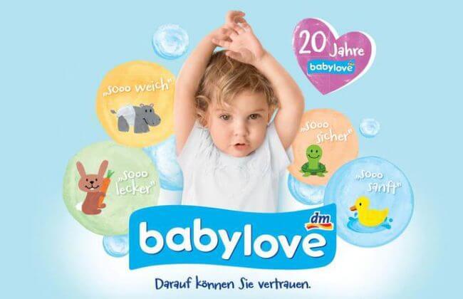 Screenshot dm babylove Bloggerevent
