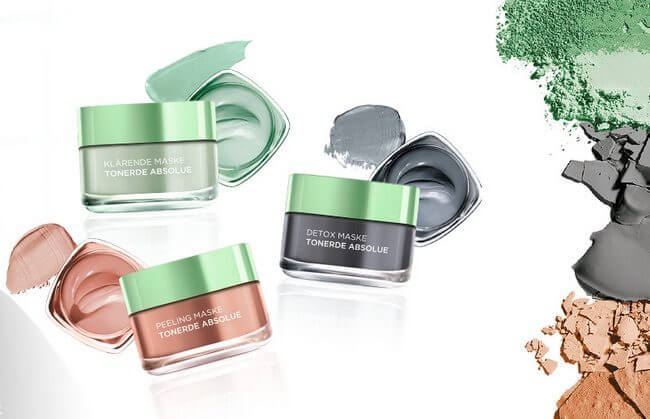Screenshot Produkttest L'Oréal Tonerde Absolue Detoxmasken